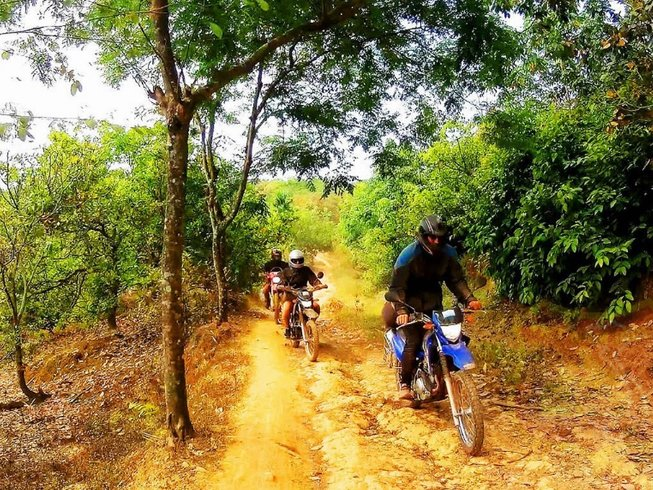 5 Days Off-Road Motorcycle Tour in Ho Chi Minh, Vietnam