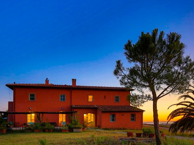 7 Days Healing Hills Meditation and Yoga Retreat in Tuscany, Italy