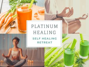 5 Day Self Healing Retreat with Detox and Yoga in Glastonbury