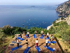 7 Days Self Love Fitness, Yoga, Dance, Hiking, and Meditation Holiday in Vico Equense, Italy