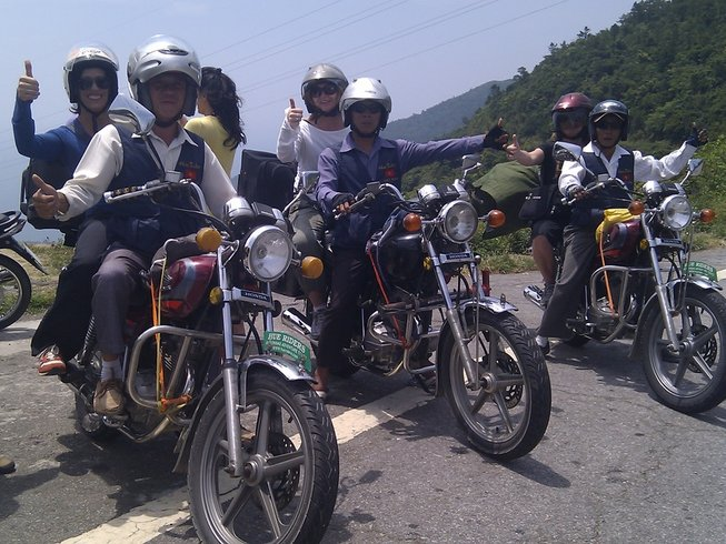 5 Days Guided Vietnam Motorbike Tours