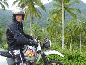 4 Days Cultural Triangle Guided Motorbike Tour in Sri Lanka