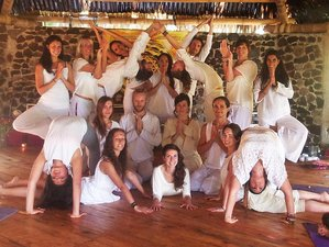 34 Days 250-Hour Authentic Hatha Yoga Teacher Training in Tuscany, Italy