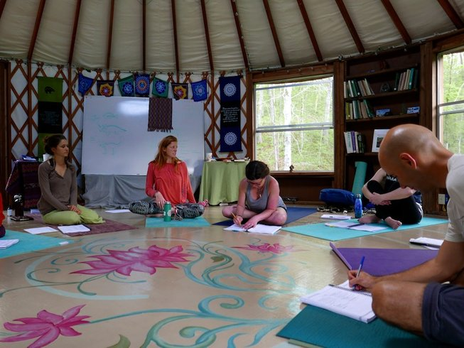 26 Days 200-Hour Sacred Reciprocity Yoga Teacher Training in Tennessee, USA