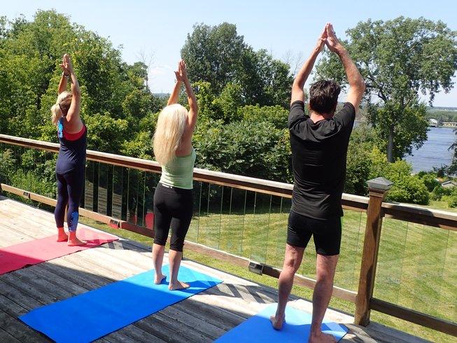 2 Days Namaste Weekend Meditation and Yoga Retreat Ontario, Canada