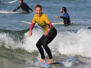 15 Days Surf Camp in Tamraght, Souss-Massa, Morocco