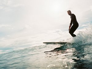 3 Days Fluidity Eco Surf Camp in Furadouro, Portugal
