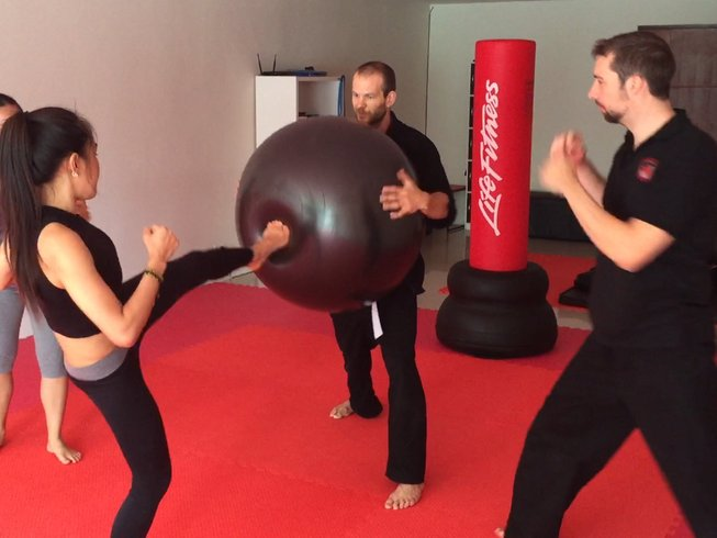 2 Month Intensive Multi-Martial Arts and Fitness Retreat in Thailand