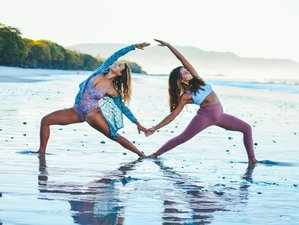 25 Days 200-Hour  Yoga Alliance Registered Yoga Teacher Training in Maderas Beach, Nicaragua