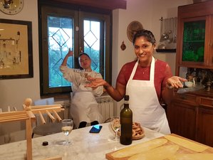 5 Days Cinthia's Kitchen Cooking Vacation in Lazio, Italy