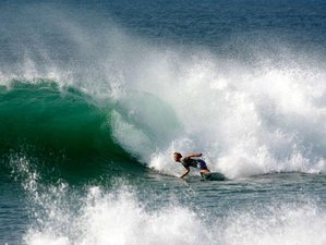 11 Days Thrilling Surf Camp Mexico