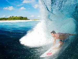 10 Days Maldives Surf Camp