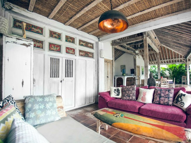 8 Days Amazing Surf and Yoga Retreat in Bali, Indonesia