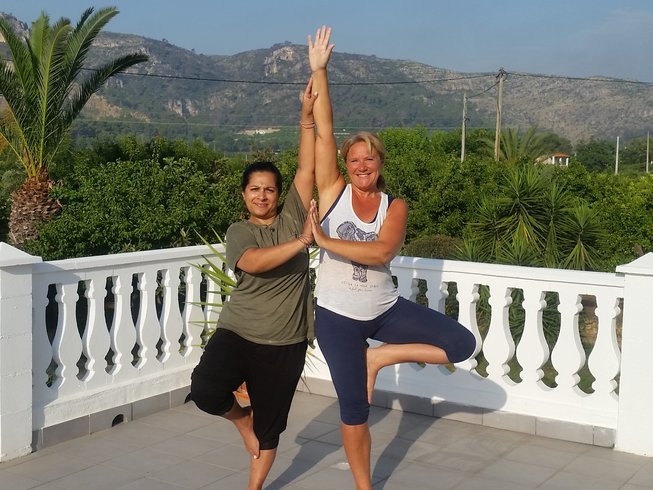 7 Days Heal yourself to Happiness Yoga and Energy Healing Retreats in Spain