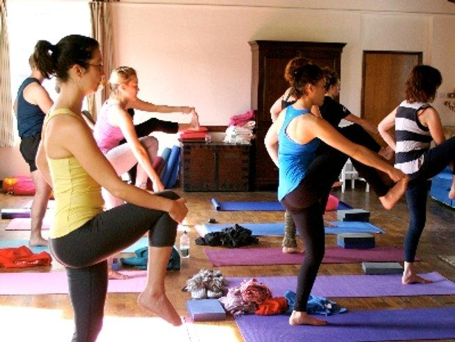 4 Days Wellbeing Yoga & Camping Retreat in Norfolk, UK