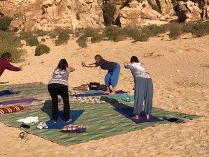 9 Day Desert Feminine Full Moon Journey and Yoga Retreat in Jordan
