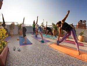 3 Tage Yoga und Surf Urlaub in Agadir, Marokko
