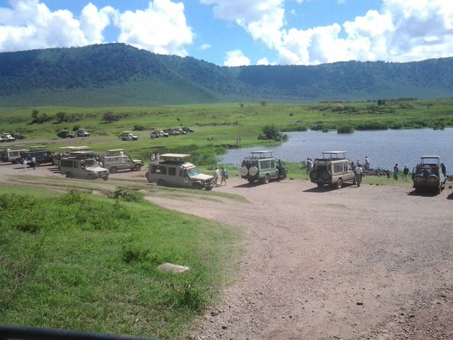 8 Days Big Five Wildlife Safari in Tanzania
