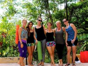 6 jours en retraite de yoga dans la jungle au Costa Rica