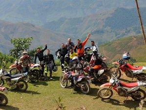 6 Days Northwest Vietnam Motorbike Tour from Hanoi to Sapa