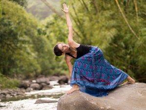 8 jours en stage de yoga et detox au paradis en Martinique