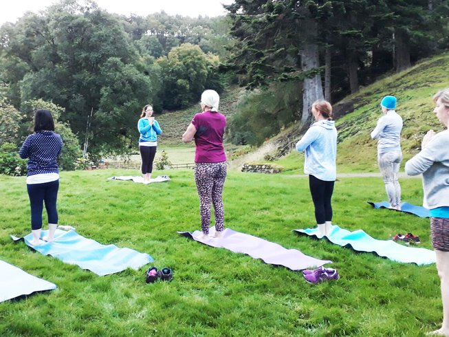 4 Days Rejuvenate Yourself Scottish Yoga Retreat in the UK