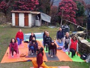10 Days Ghorepani - Poon Hill Trekking and Yoga Retreat in Nepal