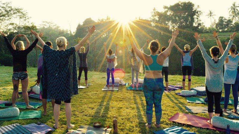 27 Days 200 Hour Yoga Teacher Training In Bali