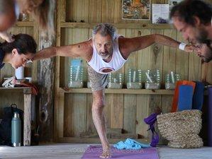 5 días vacaciones de yoga en la Predrera, Uruguay