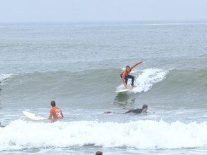 3 Days Surf and Yoga Retreat in Porto, Portugal