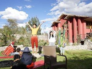 16 Tage 200-Stunden Hatha Yogalehrer Ausbildung im Sacred Valley, Cusco Region