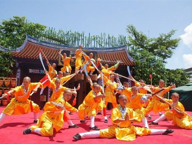 8 Months Chinese Language and Kung Fu Tour in China