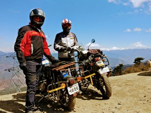 13 Day Guided Motorcycle Cultural Tour in Bhutan