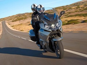 5 Day Self-Guided Motorcycle Tour in Corsica, France