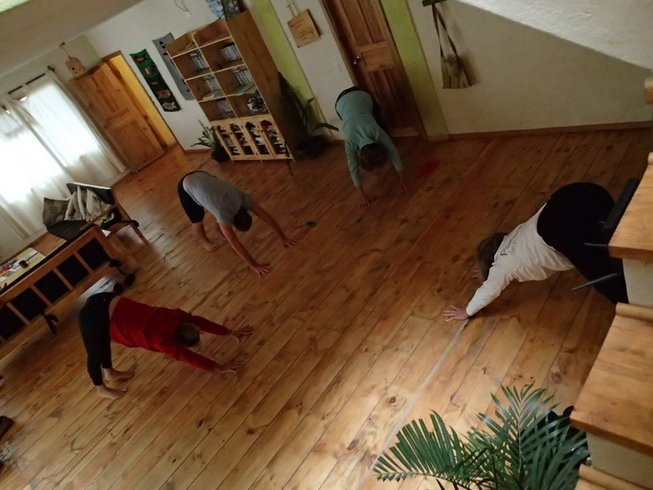 8 Days Panacea Yoga Retreat in Ecuador