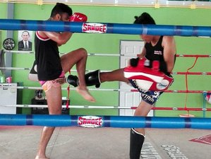 3 Week Affordable Muay Thai Training and Accommodation in Ao Nang, Krabi