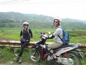 3 Day Mu Cang Chai Guided Motorbike Tour in Vietnam