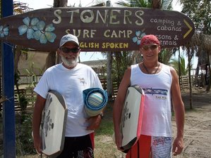 3 Days Surf Camp in Mexico