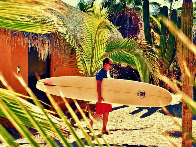 7 Days All Levels Surf Camp Mexico
