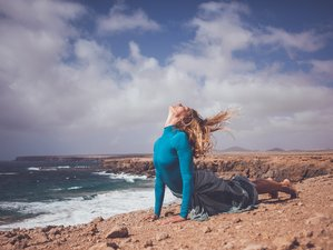 8 Day Ocean Yoga Escape in Fuerteventura, Canary Islands