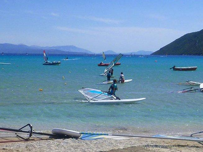 7 Days Windsurfing Surf Camp Greece