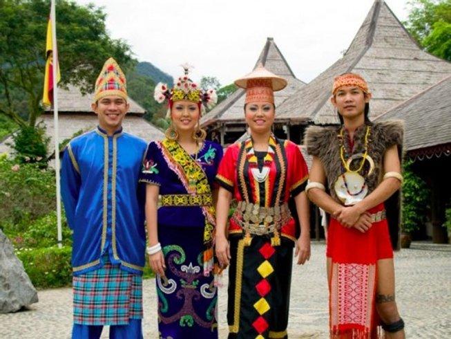 3 Days Cooking and Culture of Sarawak, Malaysia