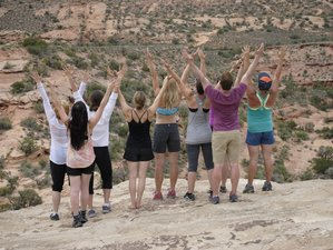 5 Days Moab Desert Bliss Yoga Retreat in Utah