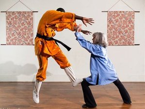 6 Days Kung Fu training w/GM Marilyn Cooper in Orinda, California, USA.