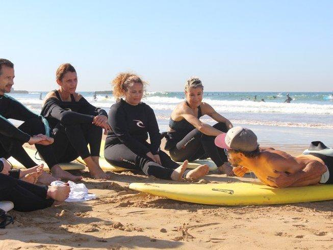 6 Tage Surf und Yoga Retreat in Agadir, Marokko