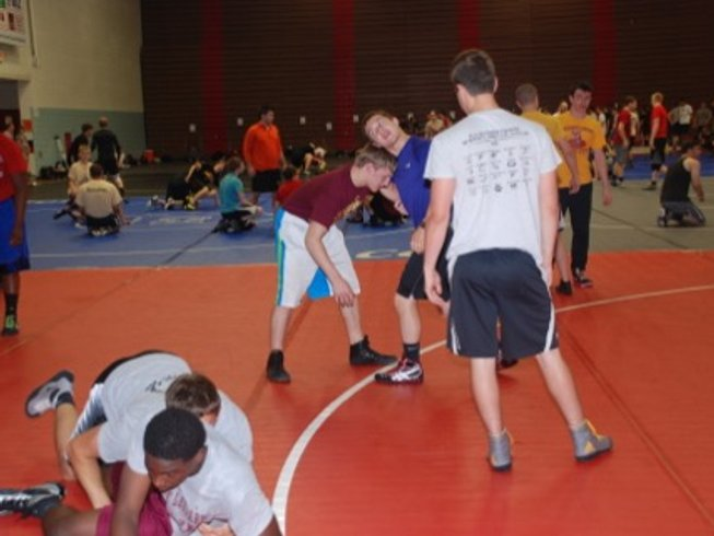 12 Days Intensive Wrestling Camp in Pennsylvania, USA