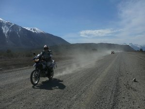 18 Day Guided Motorcycle Tour via Patagonia in Chile and Argentina (Southbound or Northbound)