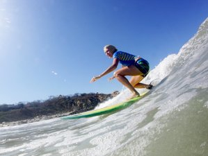 8 Day Budget Surf Camp in Puerto Escondido, Oaxaca
