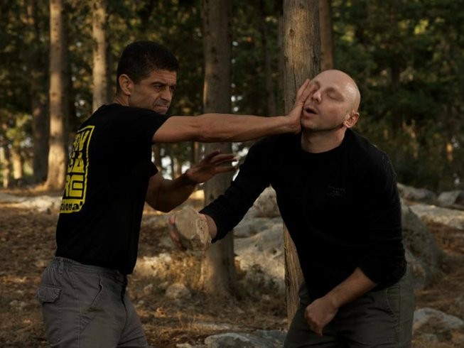 8 Days Krav Maga Training Camp in Israel