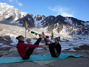 14 Tage Yoga Trekking Reise im indischen Himalaya